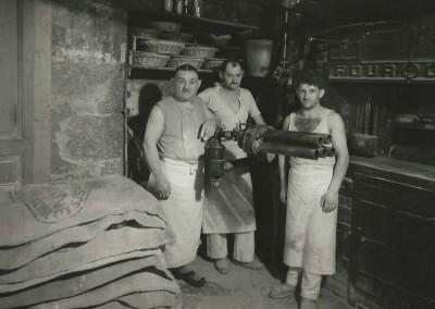Les boulangers de Mâlain au début du XXème siècle – 30 rue de la gare