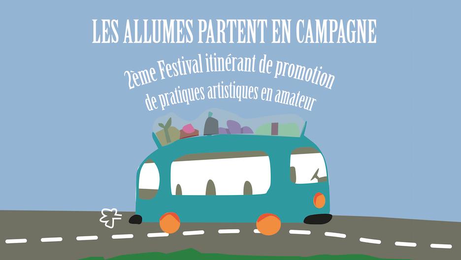 Les Allumés partent en campagne … à Mâlain – 16 mai