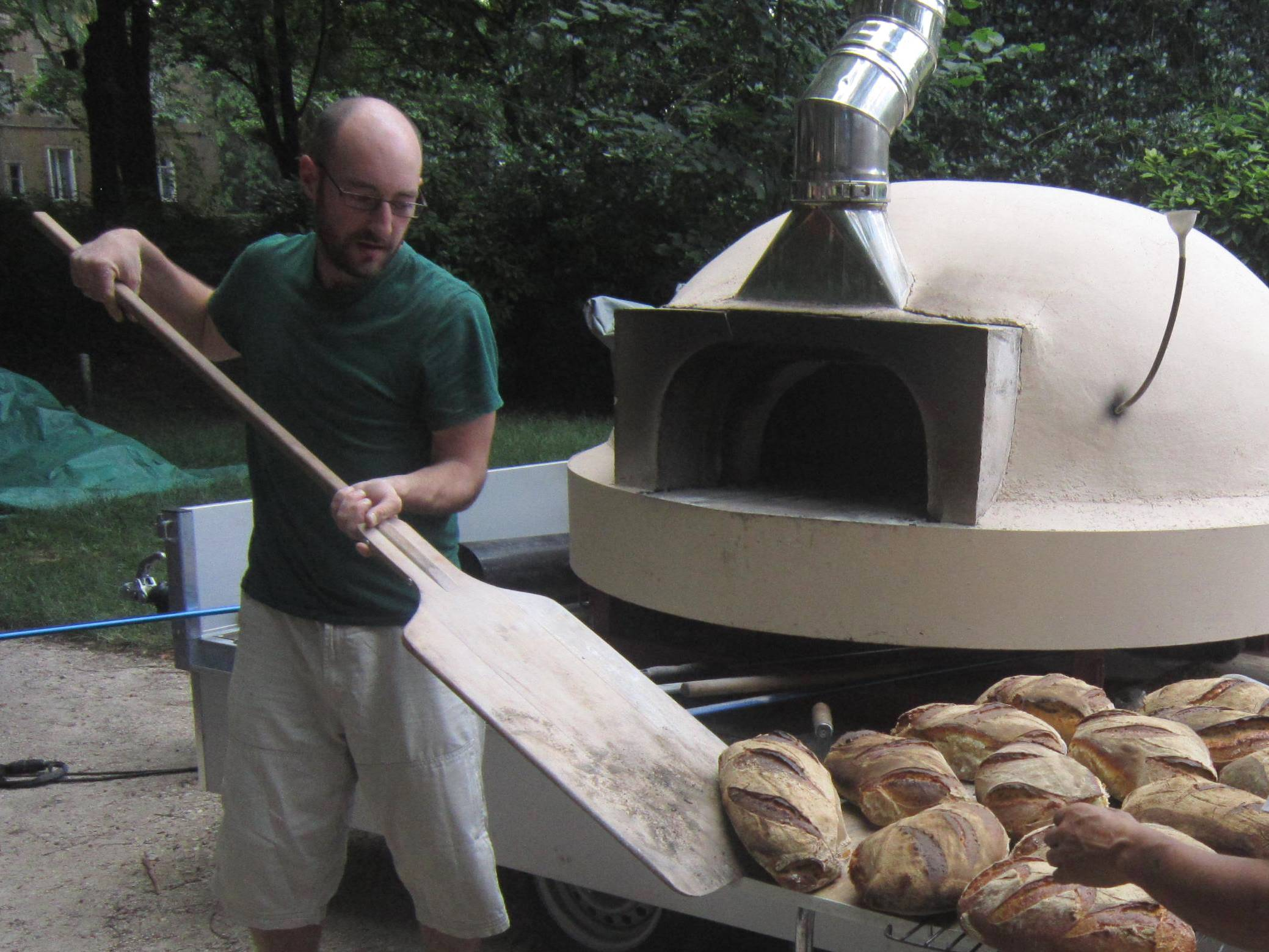 rencontre paysan boulanger