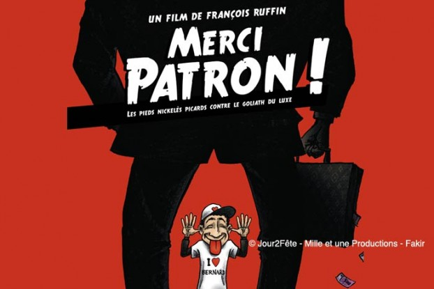 Projection-débat du film « Merci Patron ! » – Le 20 mai à Mâlain