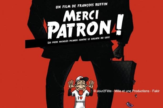 Projection-débat du film «Merci Patron !» – Le 20 mai à Mâlain