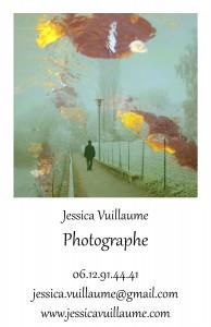 Carte de visite Jessica Vuillaume
