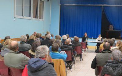 Une centaine de personnes pour réfléchir à nos rapports aux animaux – Dimanche 26 novembre à Mâlain