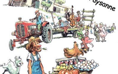 Citoyen.ne.s pour l'Agriculture Paysanne // 20 Octobre à Mâlain