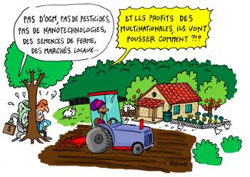 Le choix de l'agriculture paysanne