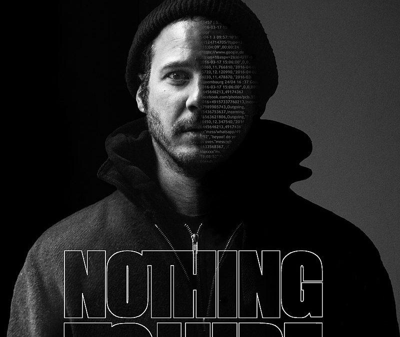 Install-Party et Projection du film «Nothing to Hide» le samedi 30 nov au Chauffe-Savates