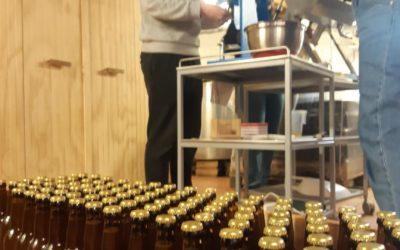 De jeunes adultes participent à la vie de la brasserie…. Un partenariat entre la Roche Aigüe et l'Acodège
